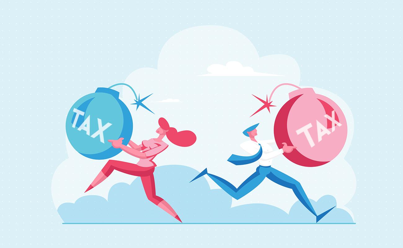 Avoiding tax bombs