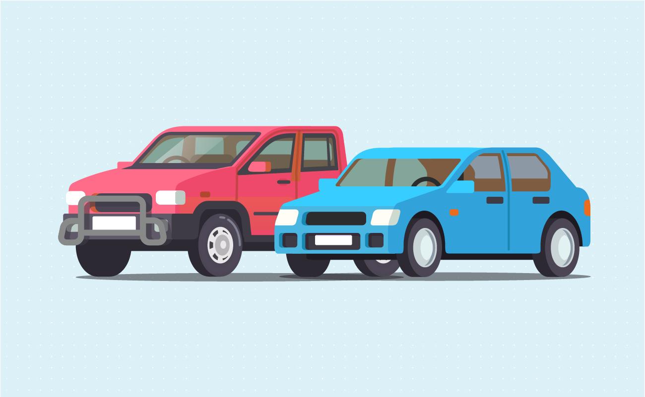 Car and truck comparison