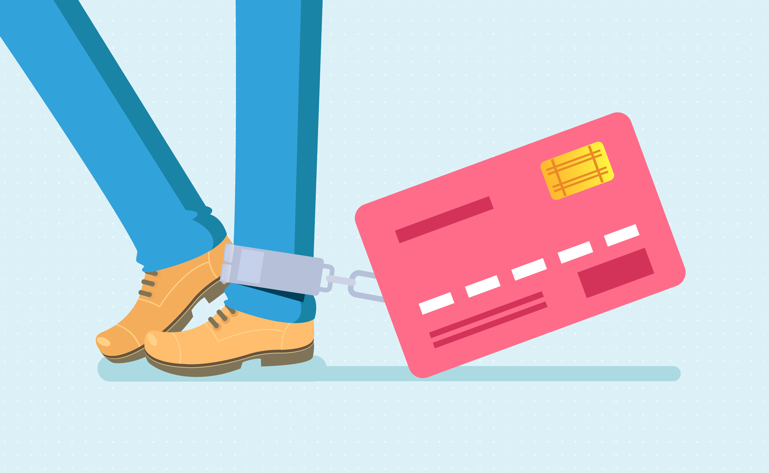 Overcoming credit card trouble