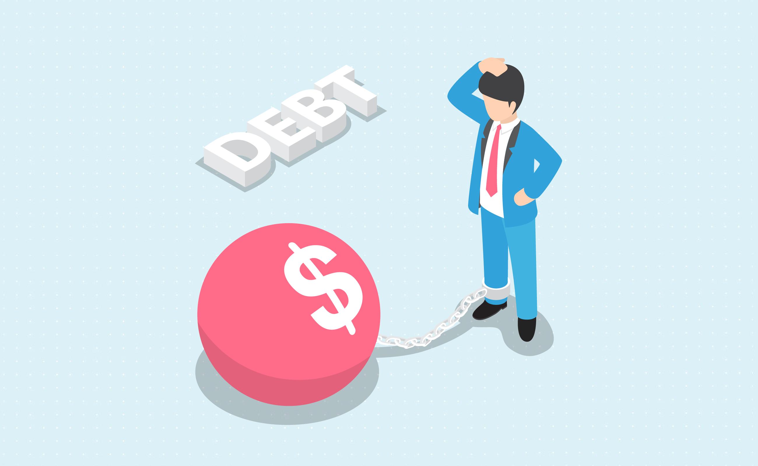 Personal debt burden